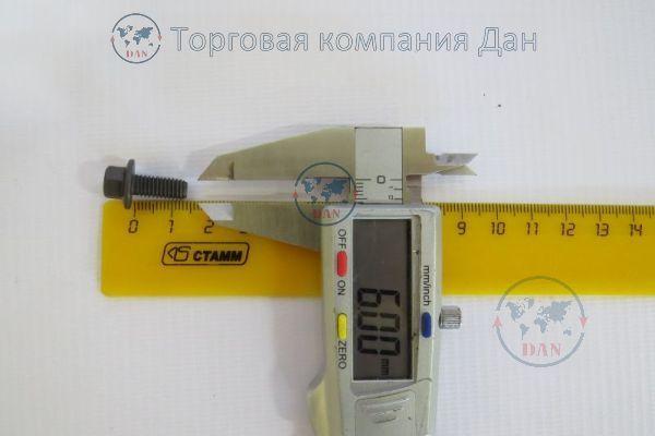 Болт М6х1х14 многофункциональный