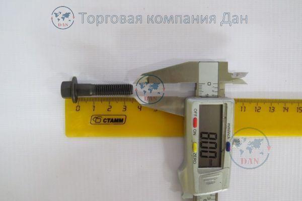 Болт М8х1,25х35