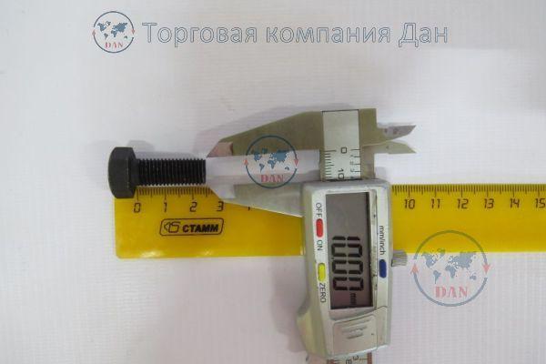Болт М10х1,25х25 привода вентилятора