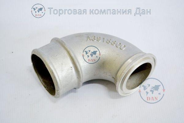 Патрубок воздушный турбокомпрессора