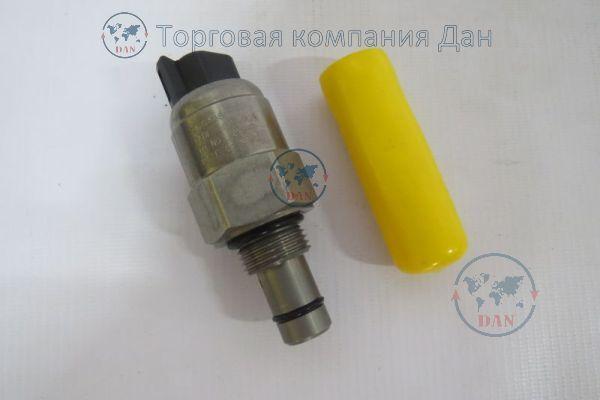 Клапан управления подачей газа