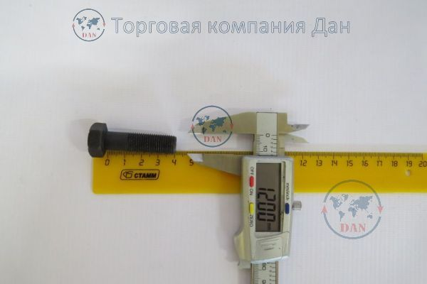 Болт М12х1,25х41 маховика