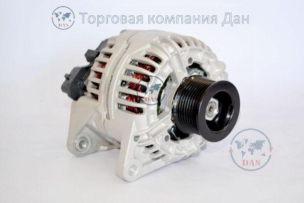 Генератор 24V/100А