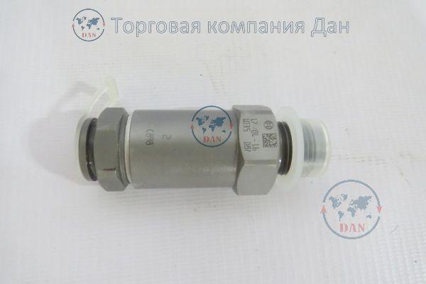 Клапан обратки топливной рампы