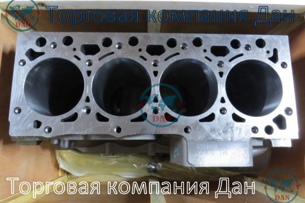 Блок цилиндров ISF3.8