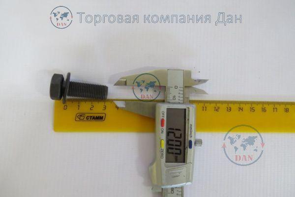 Болт М12х1,25х31 крепления маховика
