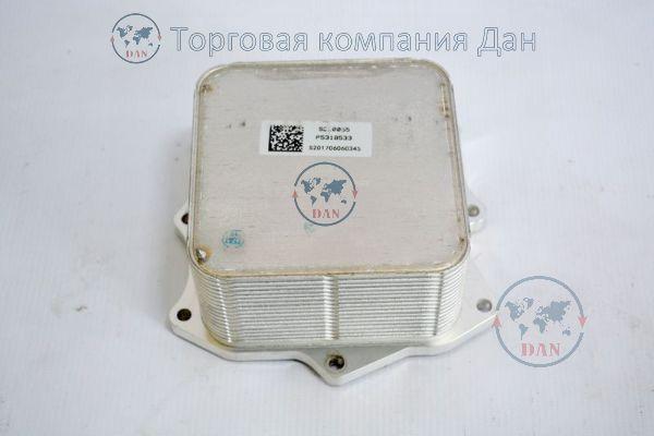 Теплообменник (маслоохлодитель)